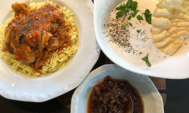 Chicken Vindaloo – fire and spice in a bowl of joy