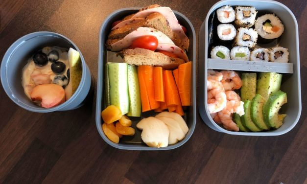 Good for the world and your tummy – a well packed lunch box