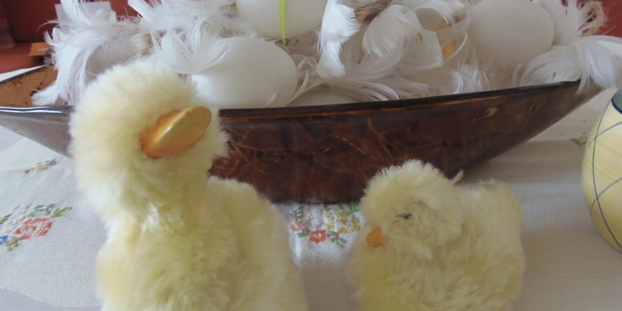 Easter – have you got all your eggs in one basket?