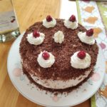 Black Forest Gateau – a Sin and a half